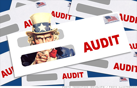 how to get someone audited